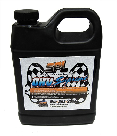 SPL OHV Supreme Racing Oil - Quart