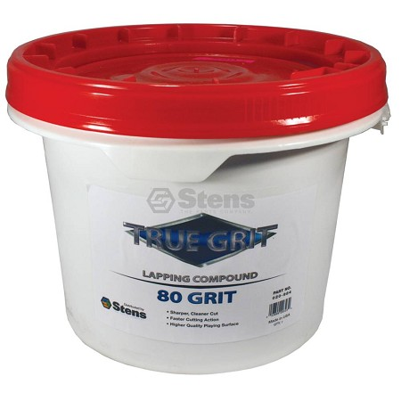 Lapping Compound - 80 Grit