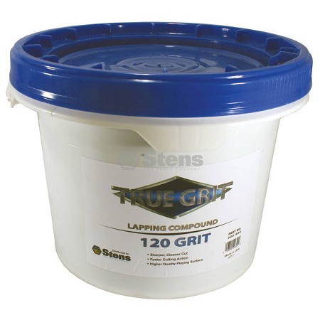 Lapping Compound - 120 Grit