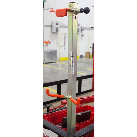 Backpack Blower Rack - TrimmerTrap ST-2