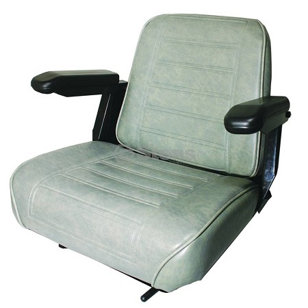 Commercial Mower Seat - High Back