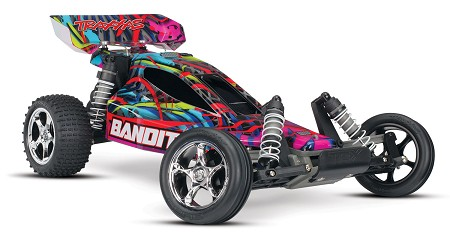 Bandit XL5 Hawaiian Edition 1/10 Extreme Sports Buggy RTR - Brushed