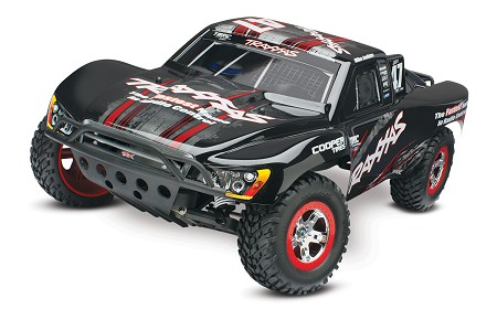 Slash 1/10 2WD Mike Jenkins RTR w/2.4GHz, iD Battery & 4amp Peak DC Charger - Brushed