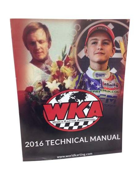 2018 wka tech manual now available — world karting association.