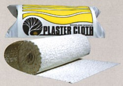 "Woodland Scenics' Plaster Cloth 8"" X 10' Roll #C1203"