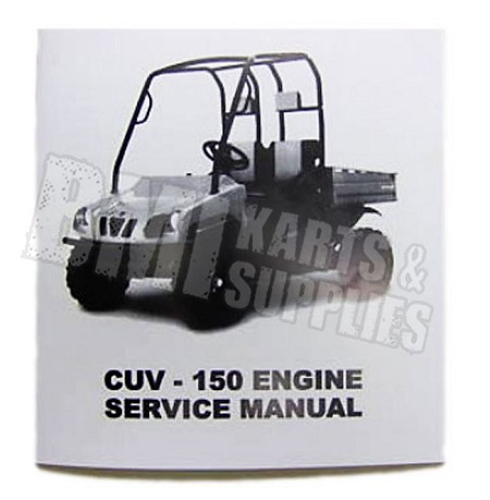 Engine Service Manual for Yerf-Dog Utility Vehicle