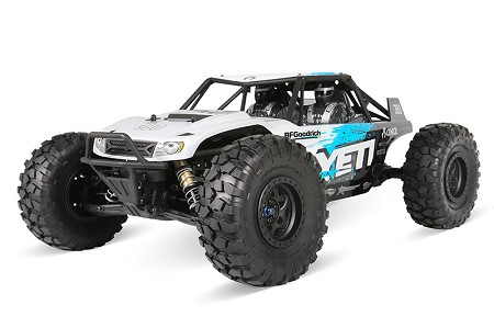 Axial 1/10 Yeti Rock Racer 4WD RTR AX90026 - Brushless