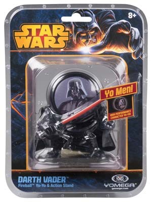 Yomega Star Wars Yo-Men Darth Vader Yo-Yo